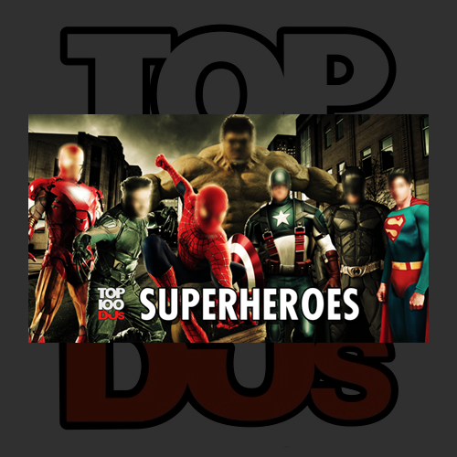 Who are these DJ Mag Top 100 Super Heroes ?!