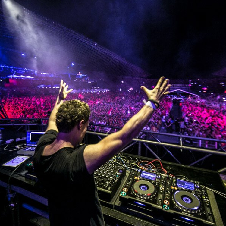 Fedde Le Grand - Live at Ultra Europe 2014