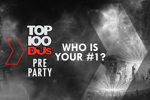 Top 100 DJ Festival 2014 Pre Party