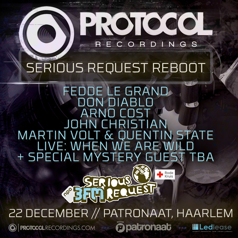 Protocol Recordings: Serious Request Reboot