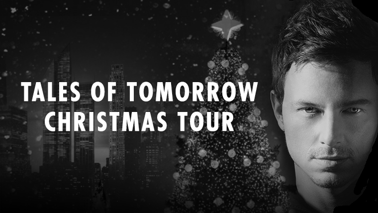 Win tickets for my Tales of Tomorrow Christmas Tour