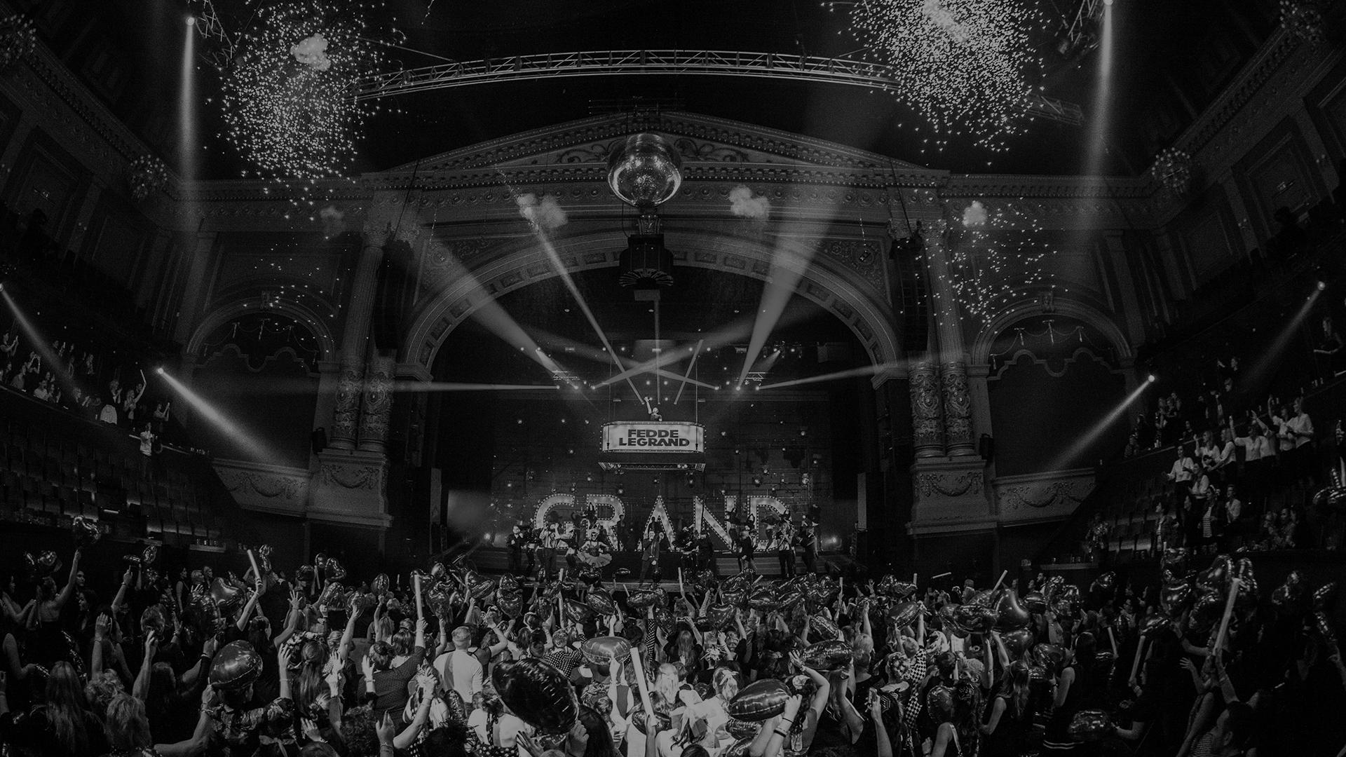 GRAND ANNOUNCES 2016 DATE