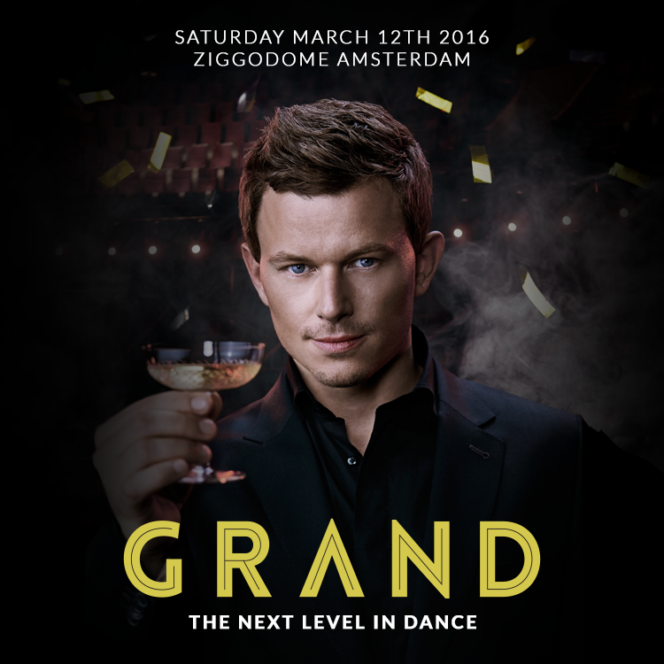 Fedde Le Grand and RTL Live Entertainment present a full new show!