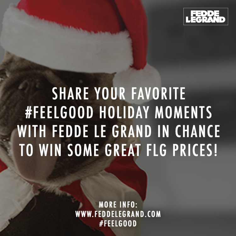 Share your #FeelGood holiday moments