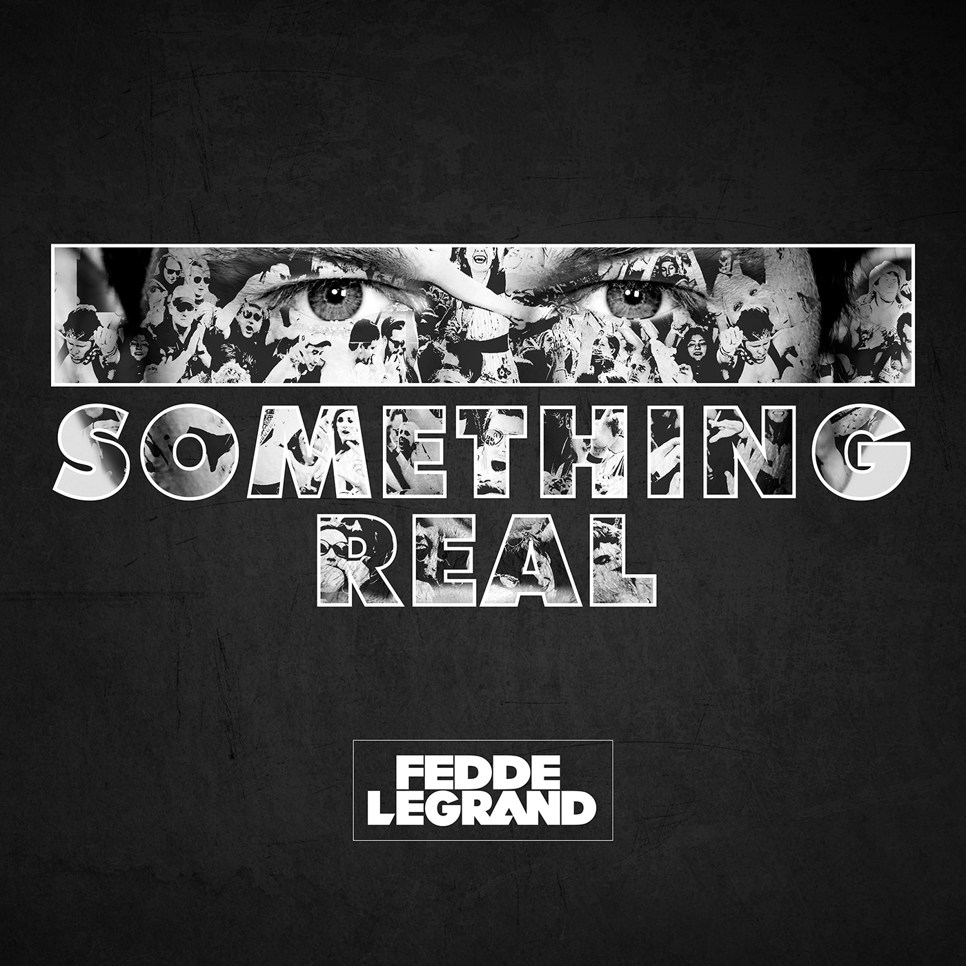 PRE ORDER SOMETHING REAL