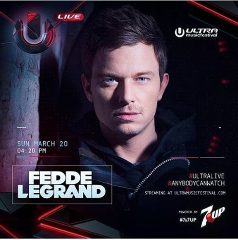 Fedde Le Grand - Live at Ultra Music Festival 2016