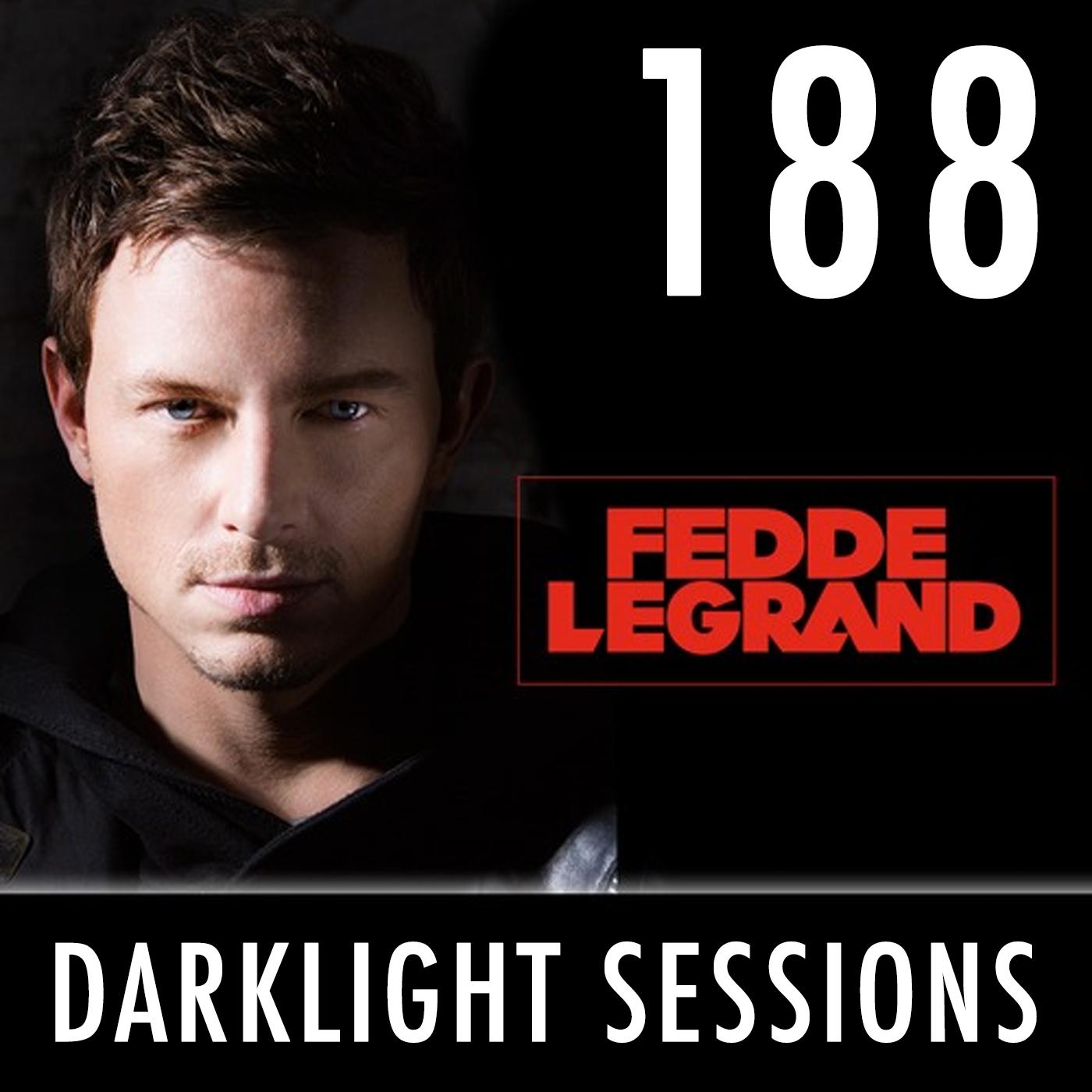 Darklight Sessions 188 (Ultra 2016 Special)