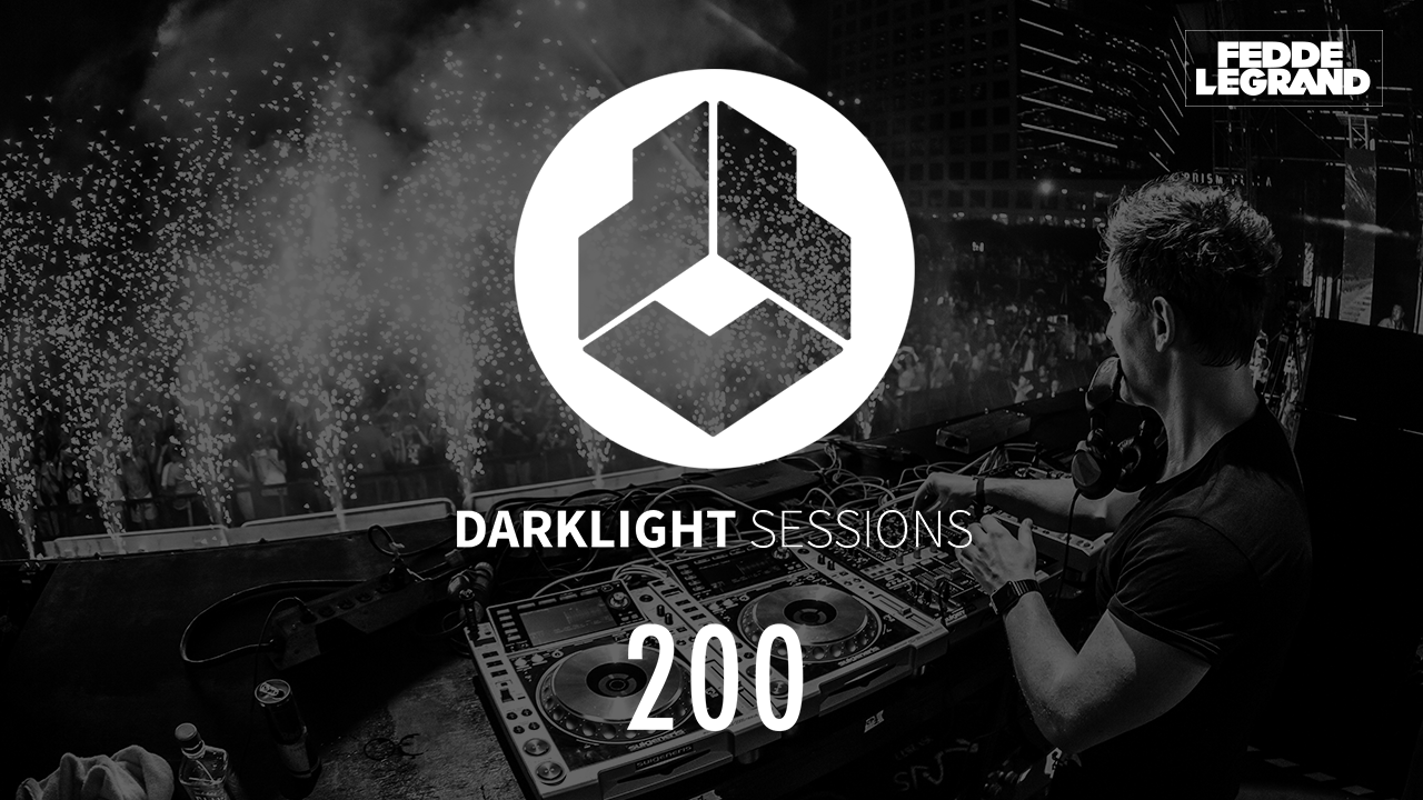 FEDDE LE GRAND RELEASES 200TH EPISODE OF DARKLIGHT SESSIONS