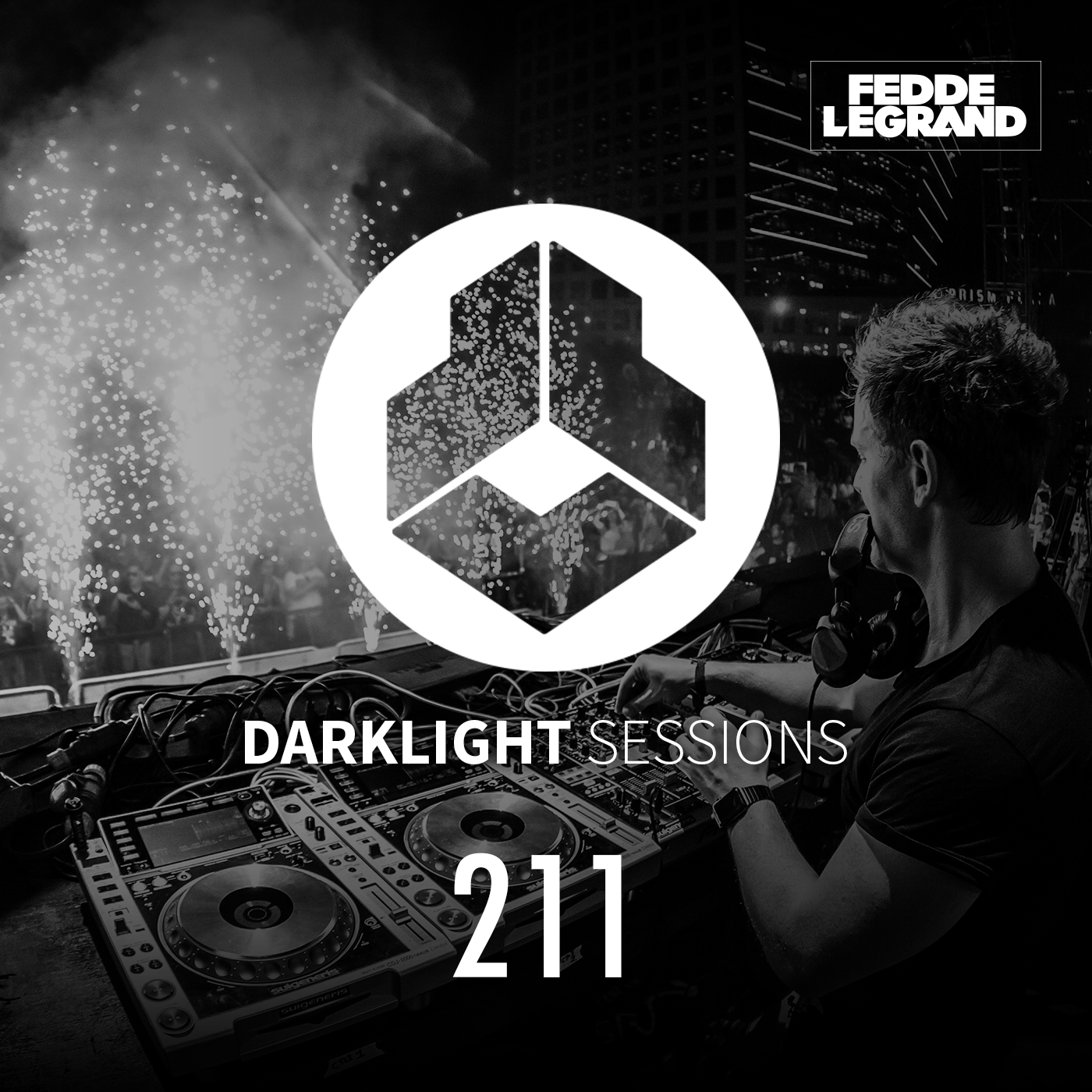Darklight Sessions 211 - Guestmix Special: Marcelo CIC & Andy Bianchini