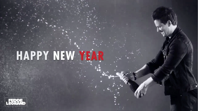 FEDDE LE GRAND UNLEASHES 2016 YEARMIX INCLUDING OVER 80 TRACKS AND A STUNNING VISUAL OVERVIEW