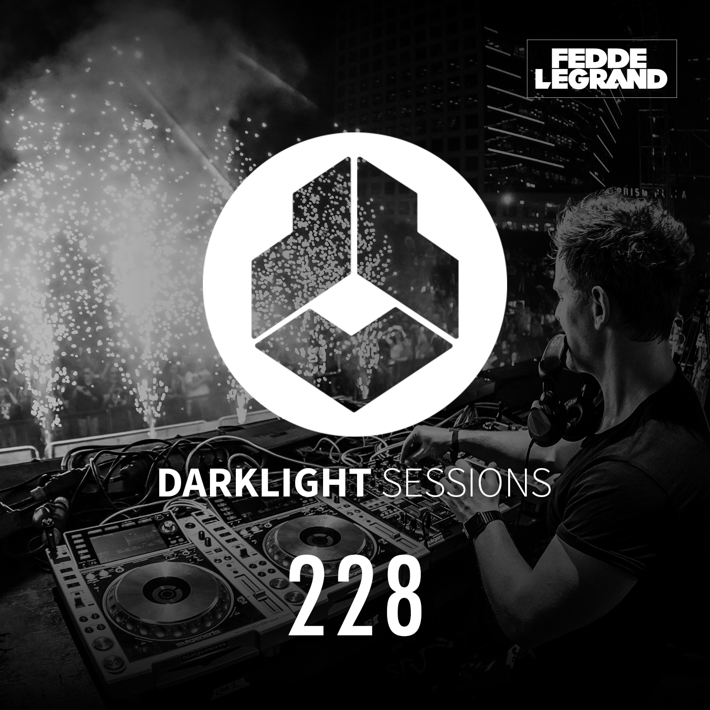 Darklight Sessions 228 (2016 YearMix)