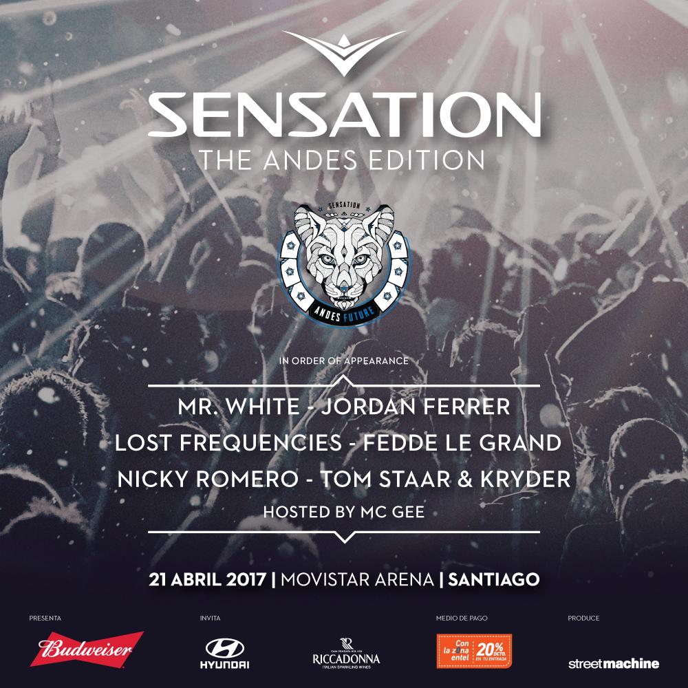 Sensation Chile
