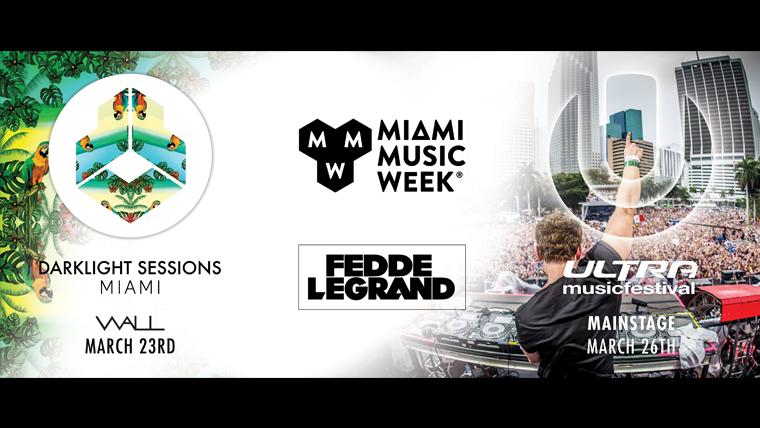 Fedde Le Grand at Miami Music Week