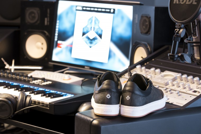 FEDDE LE GRAND PARTNERS WITH NUBIKK ON NEW SNEAKER