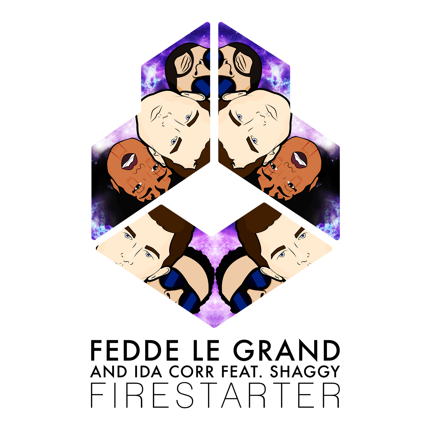 FEDDE LE GRAND AND IDA CORR FEAT. SHAGGY – FIRESTARTER [OUT NOW ON DARKLIGHT RECORDINGS]
