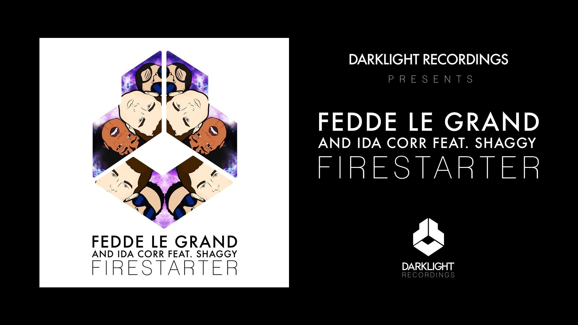 FEDDE LE GRAND AND IDA CORR FEAT. SHAGGY – FIRESTARTER [OUT VIA DARKLIGHT RECORDINGS]