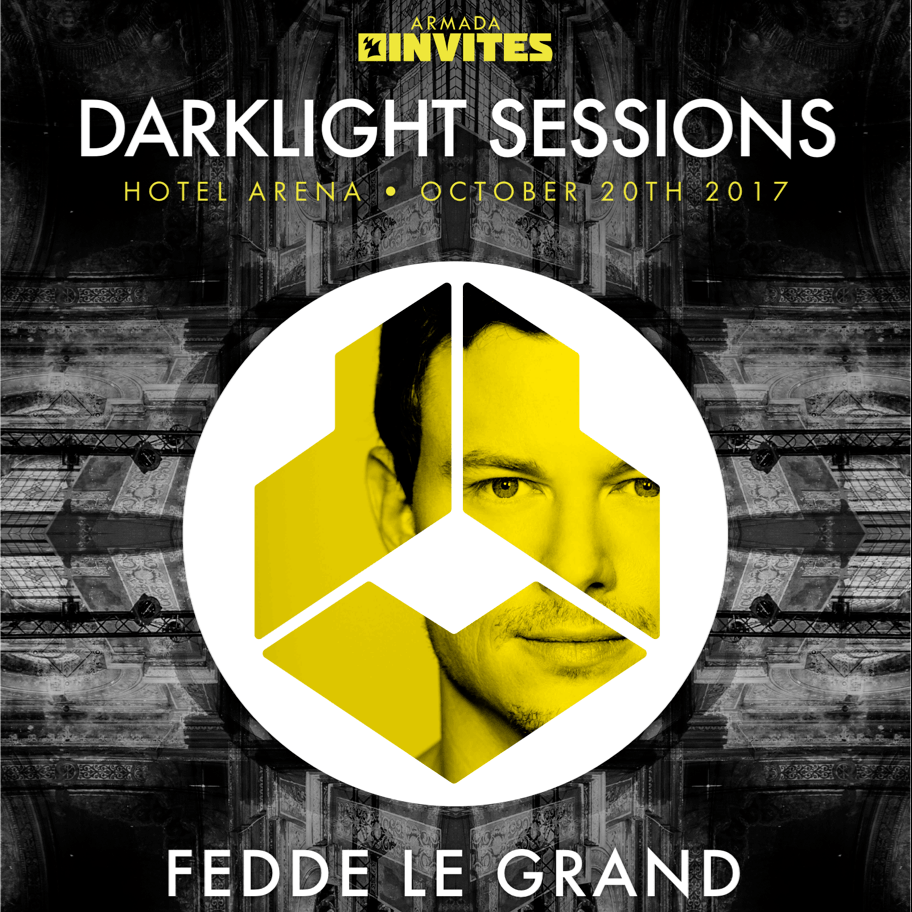 DARKLIGHT SESSIONS BY FEDDE LE GRAND X ARMADA INVITES [ADE LINE-UP ANNOUNCED]