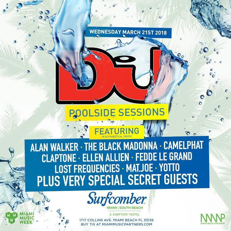 DJ Mag Poolside Sessions