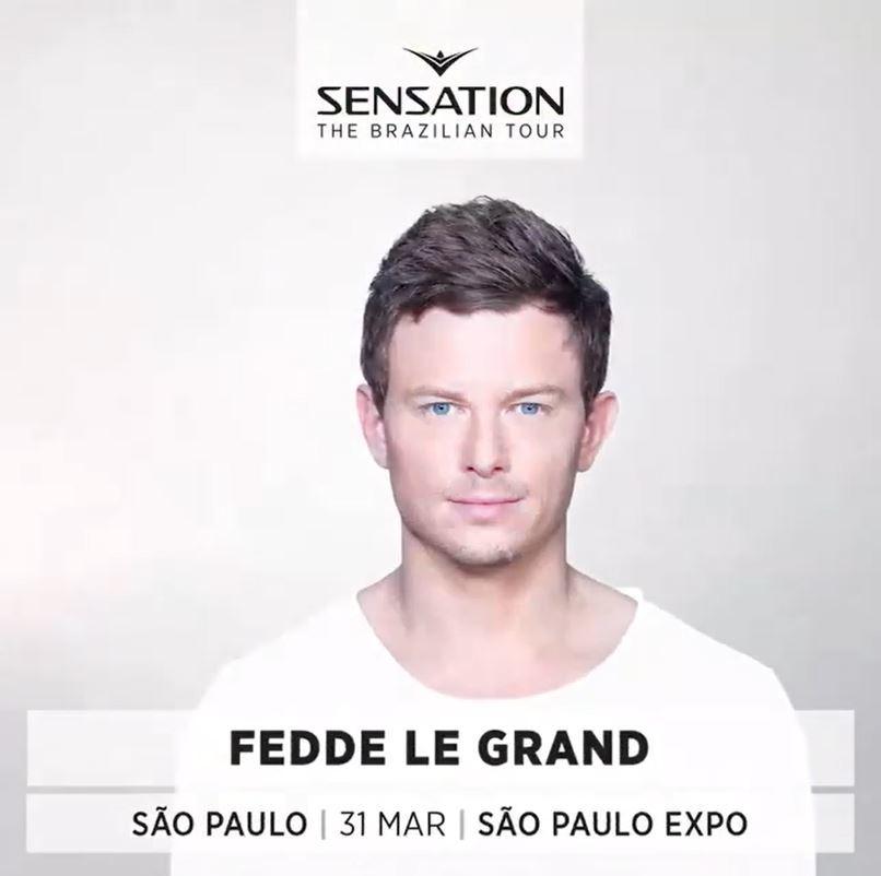 Sensation São Paulo