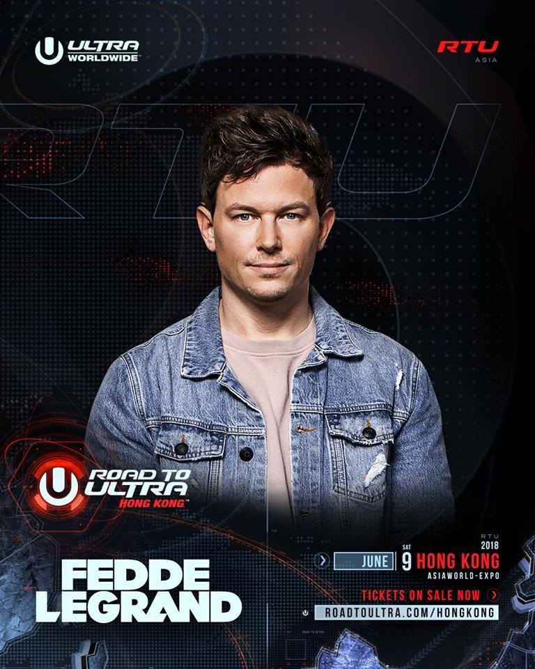 Road To Ultra Hong Kong