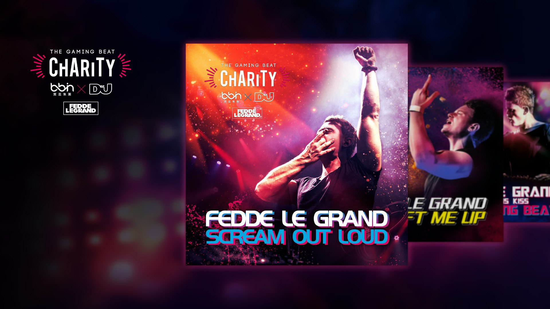 ALL THREE RECORDS OF THE GAMING BEAT CHARITY ARE NOW AVAILABLE FOR FREE DOWNLOAD