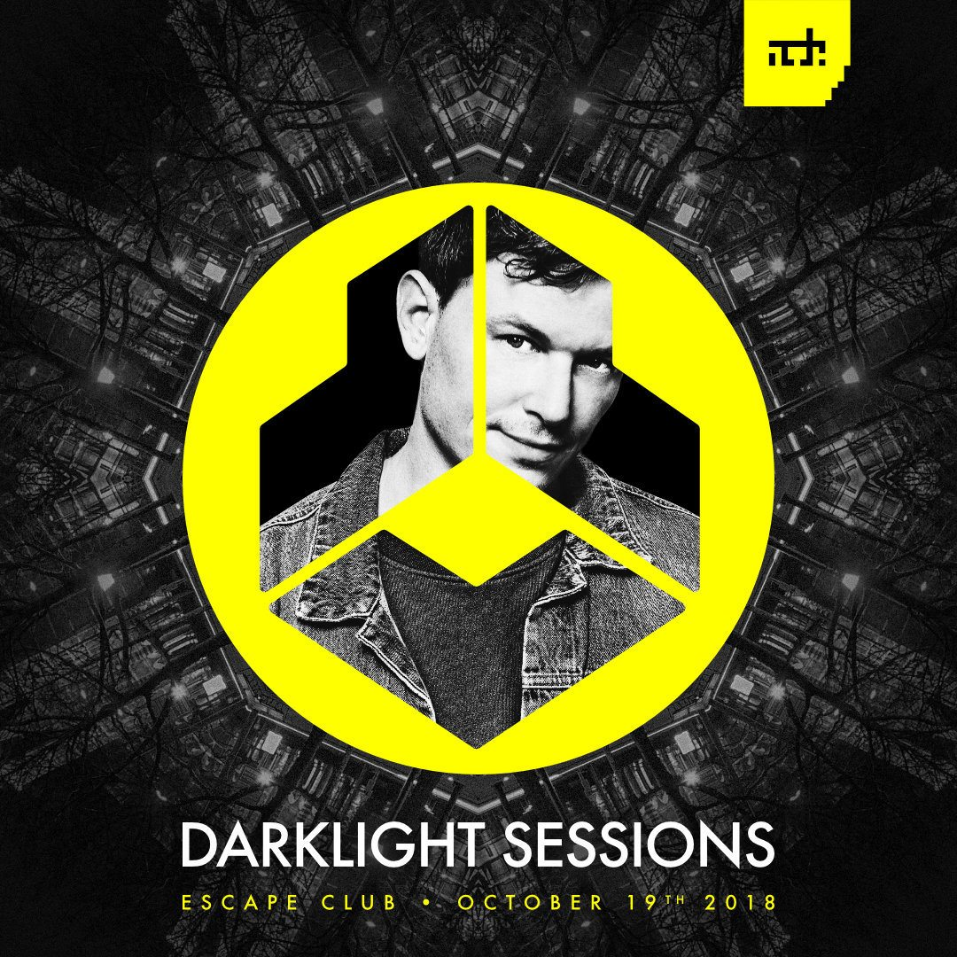 DARKLIGHT SESSIONS BY FEDDE LE GRAND | ADE TICKETS NOW ON SALE!