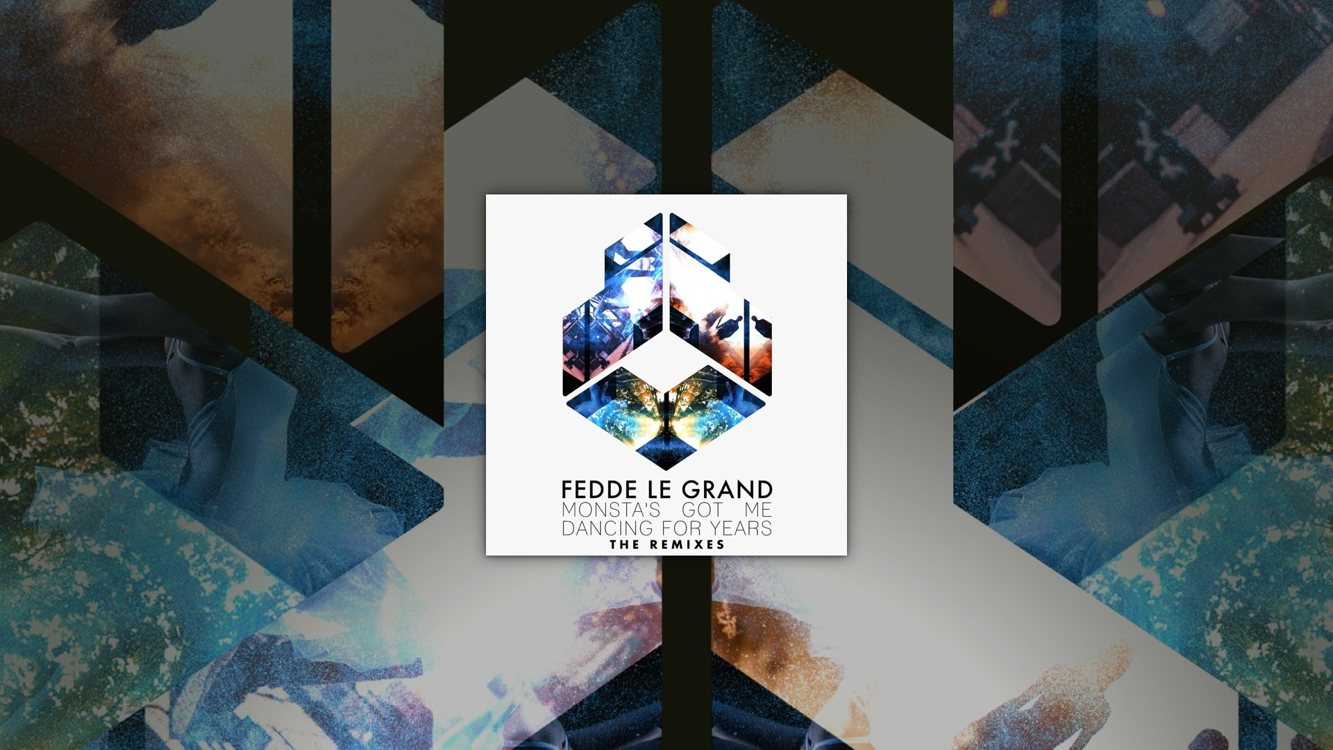 OUT NOW: FEDDE LE GRAND - MONSTA'S GOT ME DANCING FOR YEARS
