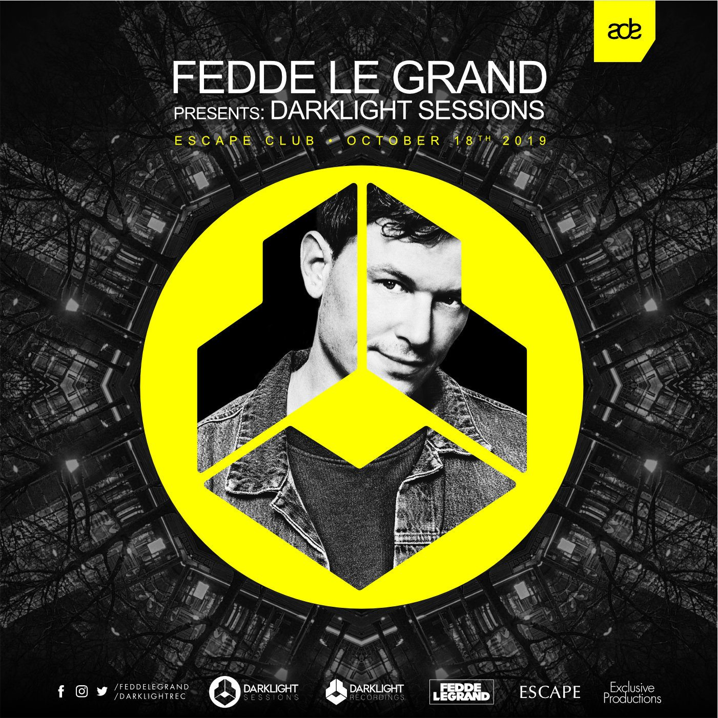 Fedde Le Grand Presents: Darklight Sessions at ADE