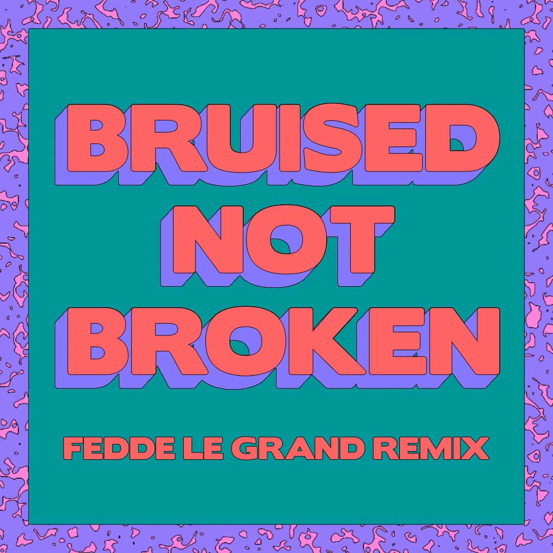 Matoma - Bruised Not Broken (feat. MNEK & Kiana Ledé) [Fedde Le Grand Remix]